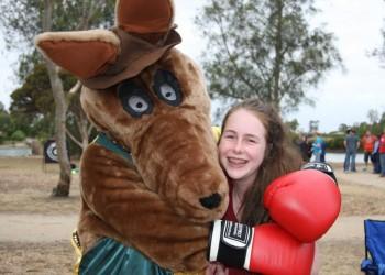 Kev the Kangaroo